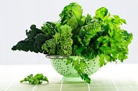Bile Enhancing Food 2, Greens