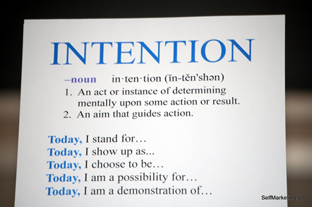 Intention in Yoga
