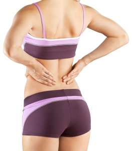low back pain, female pt, purchased